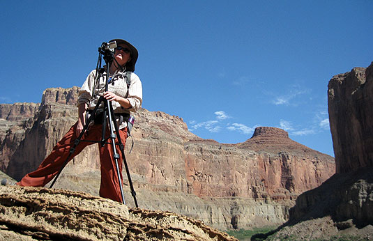 Student interns and graduate research assistants learn practical research skills, like ethnographic interviewing and videography, while studying Southern Paiutes and the Colorado River.